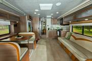Expedition Motorhomes, Inc. 32ft Class A Retro Winnabego Brave w/2 slide outs motorhome rental california