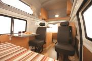 Apollo Motorhomes AU International Endeavour Camper 2/4 Berth campervan hire darwin
