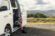 4 Berth Doubledown campervan hire - new zealand