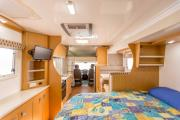 Euro Slider 4 Berth campervan hire - australia