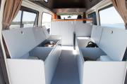 Kuga - 2/3 berth campervan hire - australia