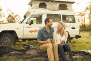 Apollo Motorhomes AU International Trailfinder Camper australia airport motorhome rental