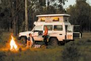 Apollo Motorhomes AU International Trailfinder Camper campervan hire australia