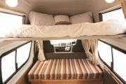 Apollo Motorhomes AU Domestic Endeavour Camper 2/4 Berth australia discount campervan rental