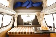Apollo Motorhomes AU Domestic Endeavour Camper 2/4 Berth campervan hire australia