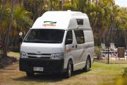 Apollo Motorhomes AU Domestic Endeavour Camper 2/4 Berth motorhome rental brisbane