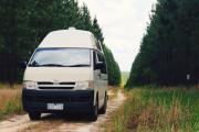Comet Campers Australia Budget 2/3 berth motorhome motorhome and rv travel