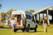 Apollo Motorhomes AU Domestic Trailfinder Camper campervan rental brisbane
