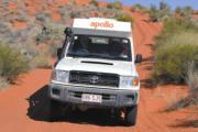 Apollo Motorhomes AU Domestic Trailfinder Camper campervan hire darwin
