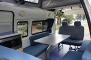 Comet Campers Australia Hi5 Campervan worldwide motorhome and rv travel