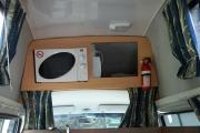 Aotea Campervans NZ Ltd Mazda B 2 Berth Premium Solar Campervan motorhome rental new zealand