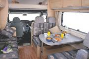 Abuzzy Motorhome Rentals New Zealand Abuzzy 2 Berth Grand campervan rental new zealand