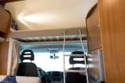 Motorhomes Italy (Unlimited km's) GC - Europeo 5 - Unlimited Km's camper hire italy