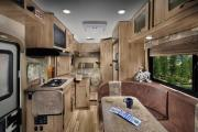 Best Time RV Class C Eurostyle Coachmen Freelander Micro D-22 cheap motorhome rental las vegas