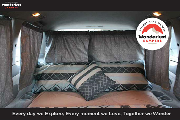 Wanderlust Campers Explore campervan rental new zealand