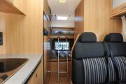 Pure Motorhomes Holland Family Plus A 5887 or similar motorhome rental netherlands