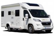 Landcruise Motorhome Hire Swift Escape 664 motorhome rental uk