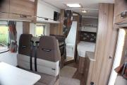 Landcruise Motorhome Hire Swift Escape 664