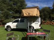 Bobo Campers ZA Discoverer DC 4x4 camper hire south africa