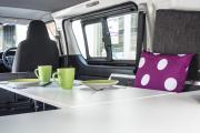 JUCY Compass campervan hire - new zealand