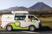 Jucy Campervan Rentals NZ JUCY Compass new zealand airport campervan hire