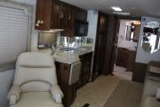 Expedition Motorhomes, Inc. 36ft Class A Diesel Itasca Meridian w/2 slide outs motorhome rental california