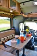 Road Bear RV 21-23 ft Class C Non-Slide Motorhome rv rental usa