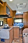 Road Bear RV 21-23 ft Class C Non-Slide Motorhome cheap motorhome rental las vegas