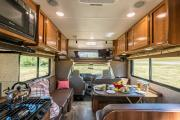 Road Bear RV 25-27 ft Class C Motorhome with slide out cheap motorhome rental las vegas
