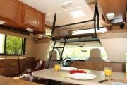 Road Bear RV 25-27 ft Class C Motorhome with slide out rv rental usa