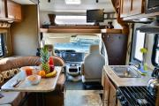 Road Bear RV 22-24 ft Class C Non-Slide Motorhome camper rental denver
