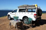 SA Roadtrippers Ford Ranger 4x4 Single Cab