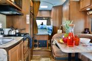 Star Drive RV US (Domestic) 22-24 ft Class C Non-Slide Motorhome usa airport motorhomes
