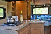 Star Drive RV US (Domestic) 21-23 ft Class C Non-Slide Motorhome usa airport motorhomes