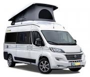Pure Motorhomes Spain Urban Luxury campervan rental spain