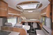 Pure Motorhomes Germany Premium Standard I 7010 or similar cheap motorhome rental germany
