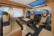 Pure Motorhomes Switzerland Comfort Plus T 7151-4 DBM or similar worldwide motorhome and rv travel