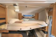 Pure Motorhomes Switzerland Comfort Plus T 7151-4 DBM or similar