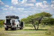 Energi Campers South Africa Discoverer DC 4x4 camper hire south africa