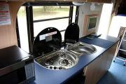 Advance Campervan Rental Euro Deluxe - 6 Berth Motor Home campervan hire australia