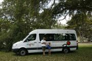 Mighty Campers 3 Berth Deuce Plus australia discount campervan rental