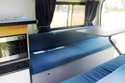 Camperman Australia AU Juliette 3 HiTop (All Inclusive Rate) $500 EXCESS campervan rental brisbane