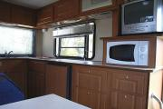Advance Campervan Rental Euro Camper - 4 Berth Motor Home australia camper van hire
