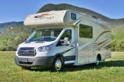 Star Drive RV USA 21-23 ft Class C Non-Slide Motorhome cheap motorhome rental las vegas