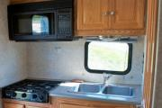 Camper1 Alaska 19ft Class B BT Cruiser Copper motorhome rental alaska