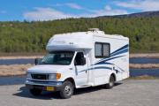 19ft Class B BT Cruiser Copper motorhome rentalanchorage alaska