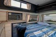 Hi-Top - 3 Berth Campervan (2 Adults,1 Child) campervan hire - australia