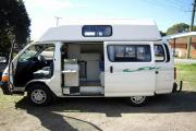 Advance Campervan Rental The Weekender - 3 berth Campervan australia camper van hire