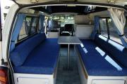 Advance Campervan Rental The Weekender - 3 berth Campervan motorhome rental australia