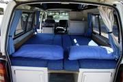 Advance Campervan Rental The Weekender - 3 berth Campervan campervan hire australia